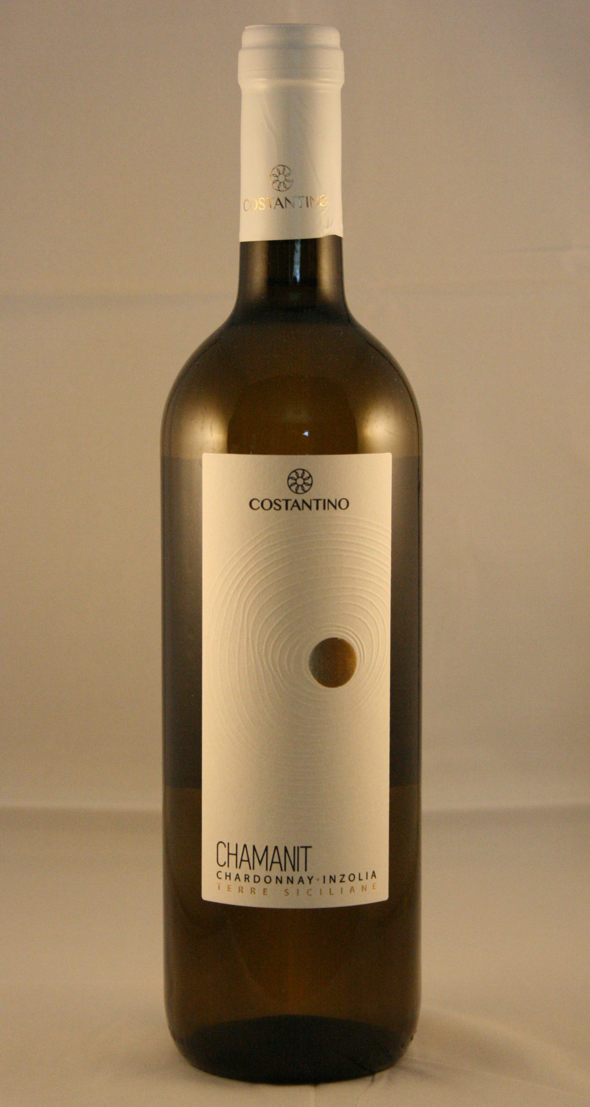 Costantino Chamanit Chardonnay/Inzolia IGT 75cl